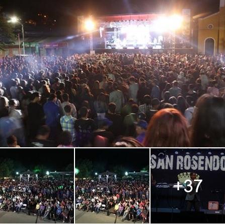 Carnaval San Rosendo 2018 / Fotografías