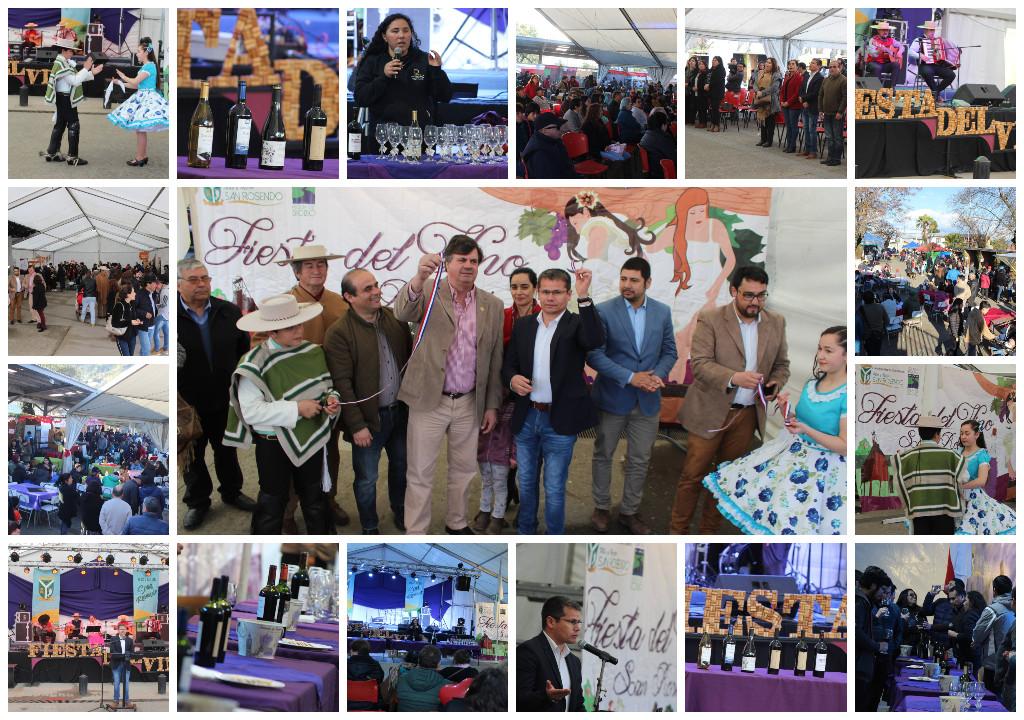 San Rosendo • Fiesta del Vino 2019