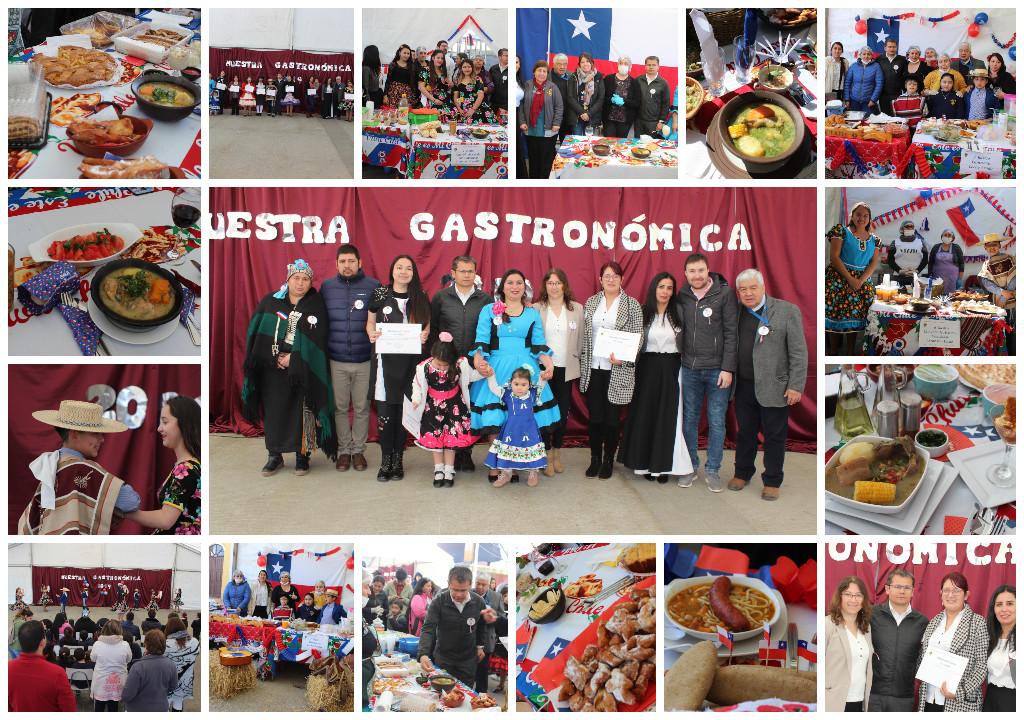 San Rosendo • Muestra Gastronómica 2019