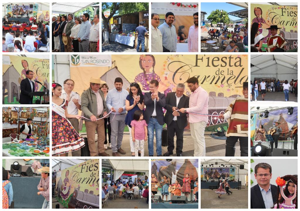 San Rosendo • Fiesta de la Carmela